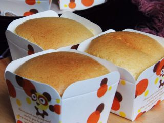 麦芽糖桂圆小蛋糕+无油版
