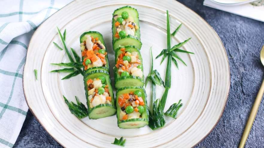 虾仁炒豌豆
