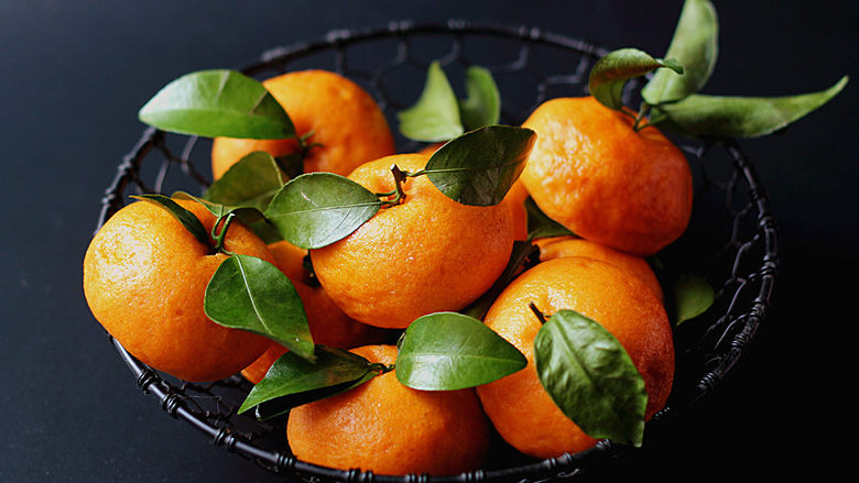 大吉大利之【橘子馒头】