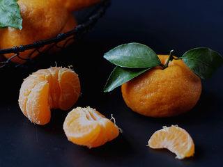 大吉大利之【橘子馒头】,成品