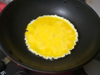 #最适合春天吃的面食#韭菜合子,煎鸡蛋