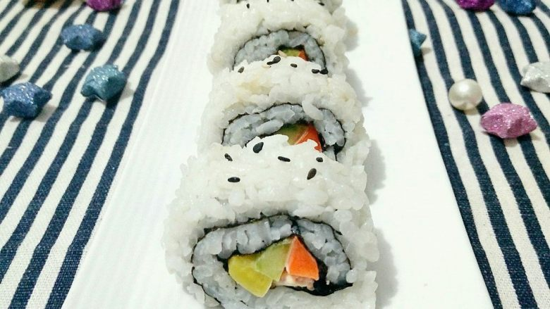 不拘一格吃寿司