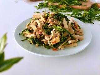 新鲜茶叶入菜,春天里最清新淡雅的味道,美图欣赏。
