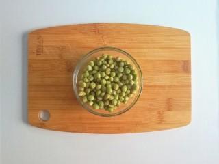 参考月龄6+奶香豌豆糊,豌豆粒捞出