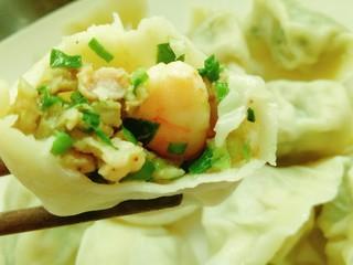 三鲜馅水饺
