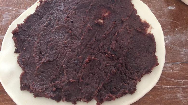 春笋鲜肉烧卖--上海特色,豆沙的也是这么包