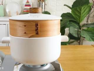 宝宝春饼12M+(宝宝辅食),热水上锅,大火蒸15分钟
