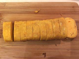 握寿司套餐,切1cm大小备用