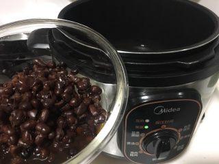 电压锅版红豆汤
