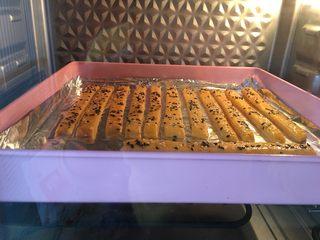 红薯棒小饼干,170度20分钟