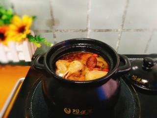 辅食计划+乳鸽红菇汤,鸽子汤煲好了,香香哒