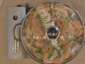 丰盛的『海鲜大锅』