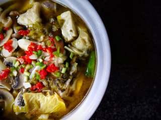 香锅酸菜鱼