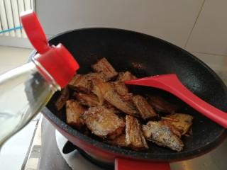 家庭版&红烧带鱼,加红烧酱油