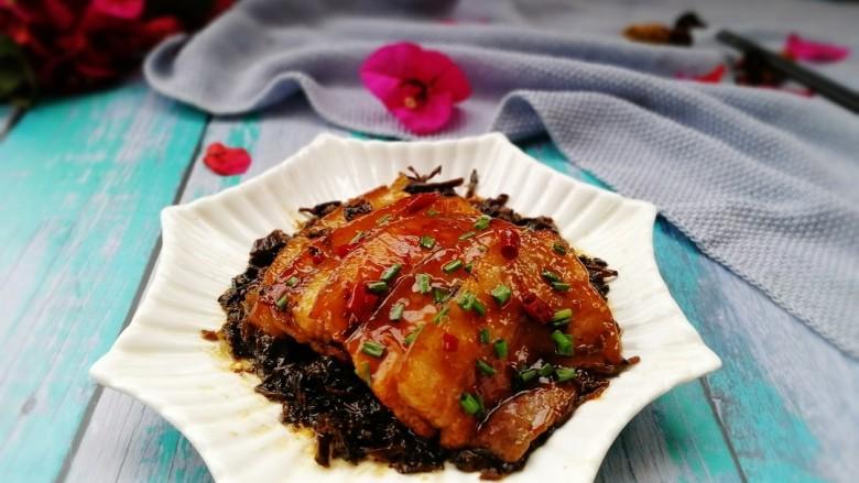 家常菜+梅菜扣肉