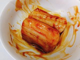 家常菜+梅菜扣肉,腌渍十分钟