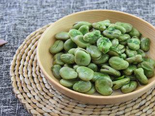 鲜美无比的葱油蚕豆,又香又嫩软绵绵
