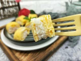 #辅食计划#蒸出来的虾肉鸡蛋卷,麟虾肉特别鲜美细嫩。