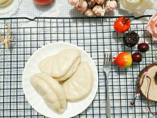 荷叶饼,漂亮可爱的荷叶饼!