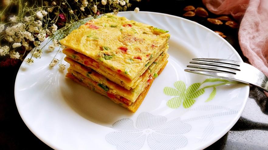 西葫芦早餐鸡蛋饼