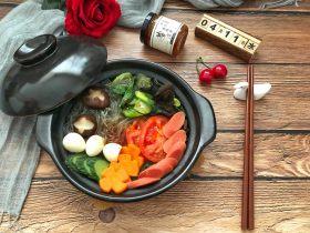 减肥素砂锅
