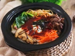 石锅拌饭来袭,做饭其实so easy!