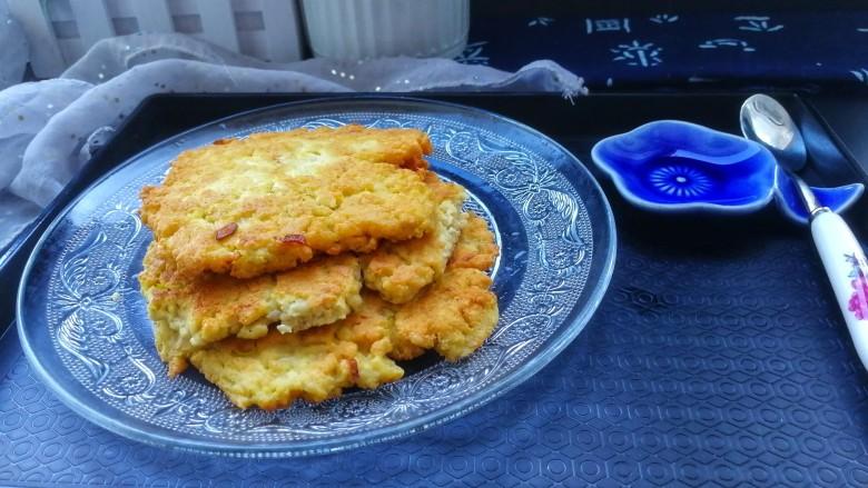 快手早餐&葱香豆腐鸡蛋饼