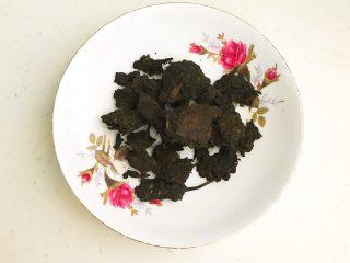 秘制茶香鹌鹑蛋,普洱茶