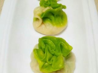 翡翠白玉蒸饺