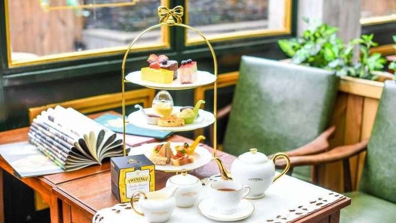 喝过才知道,英式皇家下午茶的优雅全因为川宁
