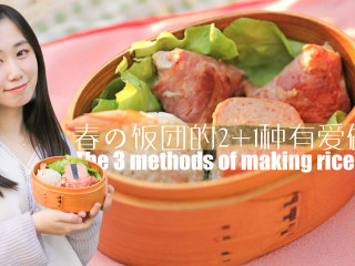 春の饭团的2+1种有爱做法「厨娘物语」