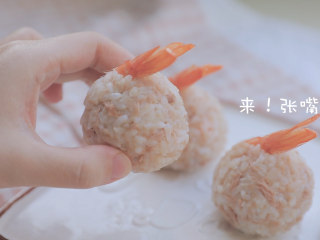 春の饭团的2+1种有爱做法「厨娘物语」,圆圆金枪鱼饭团就做好啦,开吃吧~
