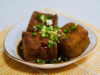 上海菜油豆腐塞肉