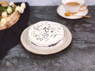 红豆沙松糕