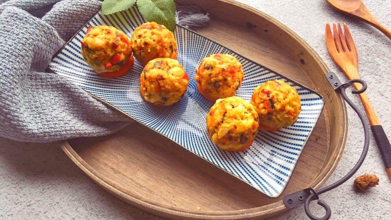 辅食12M➕:时蔬豆腐丸子