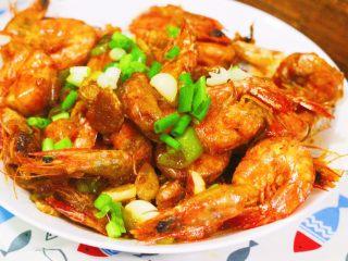 油焖大虾的正确打开方式