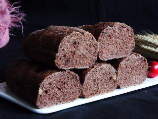 全麦可可长棍面包