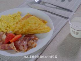 学会这道『港式西多士』,在家享受香港茶餐厅的氛围~