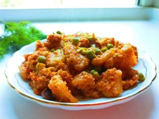 碗豆渣五香粉蒸肉
