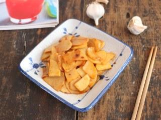 香辣土豆片