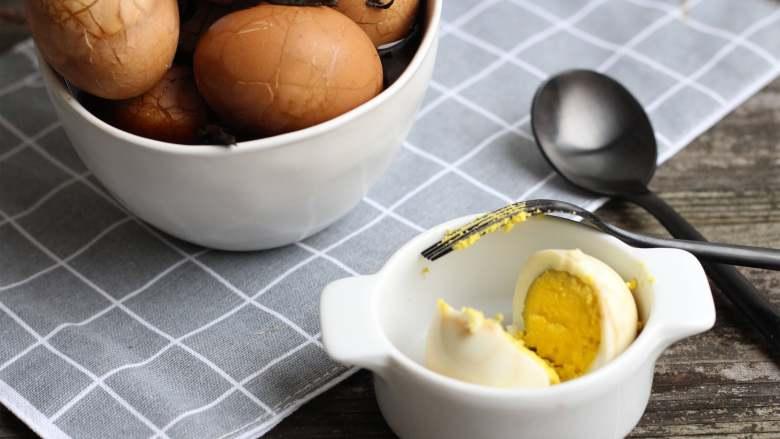 立夏要吃茶叶蛋,很好哦