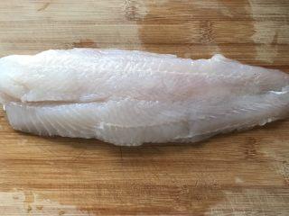 酸酸甜甜沙巴鱼,沙巴鱼自然解冻