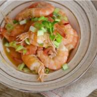 番汁焖虾 囿于厨房美食