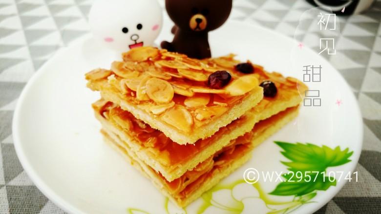 意式经典——弗洛伦萨饼干