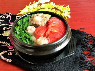 杂蔬牛尾汤