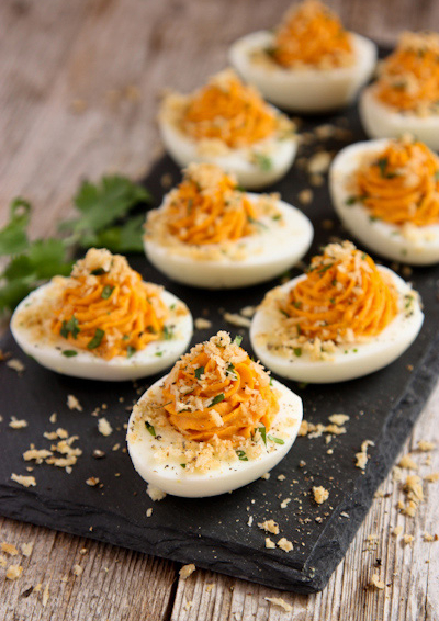 恶魔蛋(Deviled Egg)最美味的7种做法!