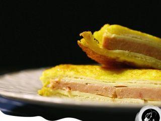 5分钟搞定港式早餐火腿西多士