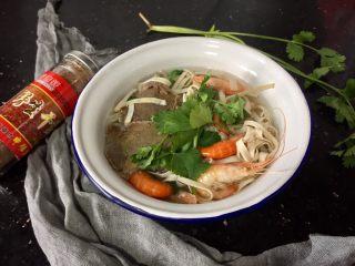 牛肉河虾煮干丝