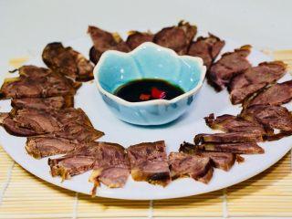 减肥食谱-酱牛肉,无糖无水,这种摆盘会不会显得特别多?哈哈