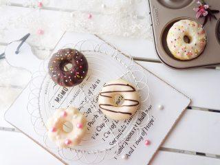 甜甜圈,好吃又好做